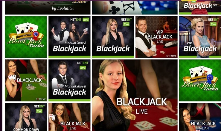 Blackjack sc 1