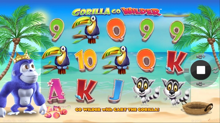 Gorilla-Go-Wilder