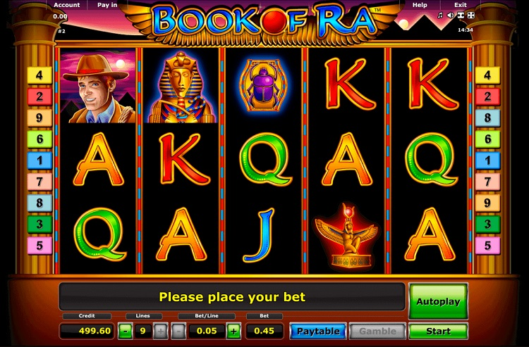 book-of-ra-slot pics