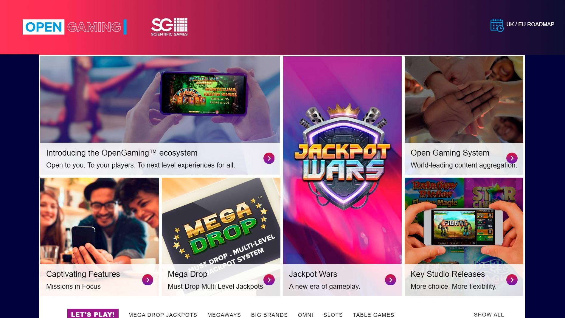 NetEnt entra nella piattaforma OpenGaming e continua a espandersi negli USA