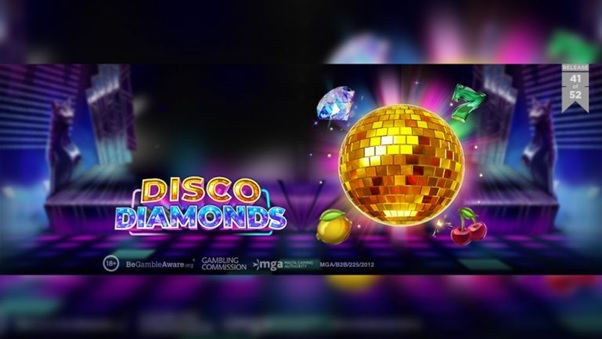 Play'N GO Porta la musica nei casinò online con Disco Diamonds