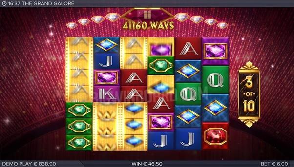 The Grand Galore, una nuova eccitante slot offerta da Cobra Casino