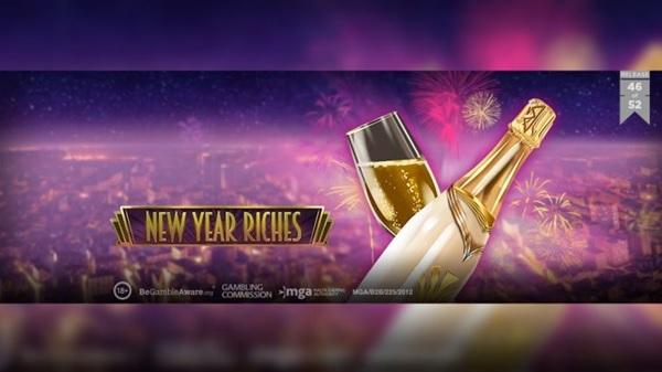 Play 'N GO pensa già all'anno nuovo con l'ultima slot