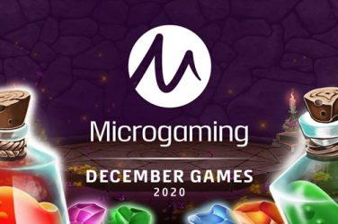 Microgaming news item