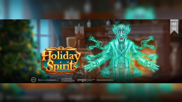 Natale arriva prima con Play'n GO Holiday Spirits
