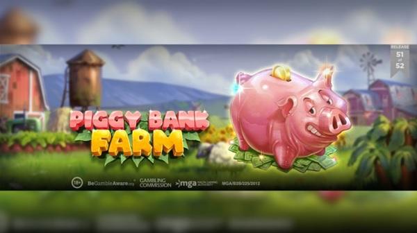 Play'n GO ci porta in fattoria con la sua ultima slot!