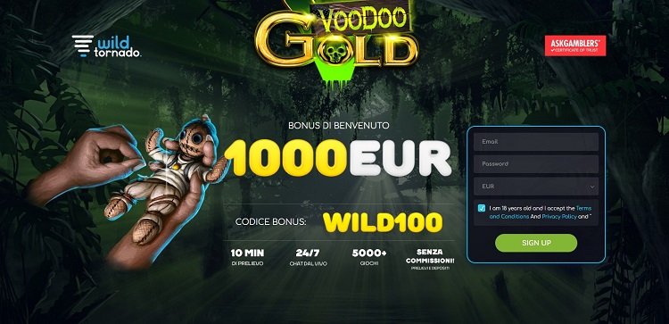 Wildtornado casino pic 1