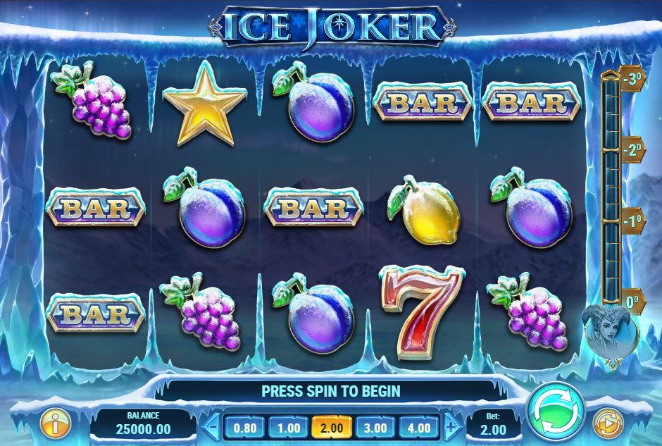Ice Joker è la slot invernale da provare sotto le feste