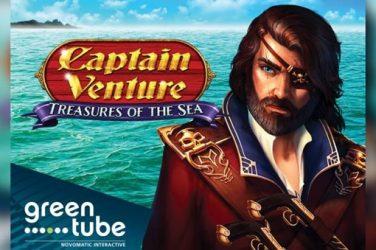 Captain Venture news item pic