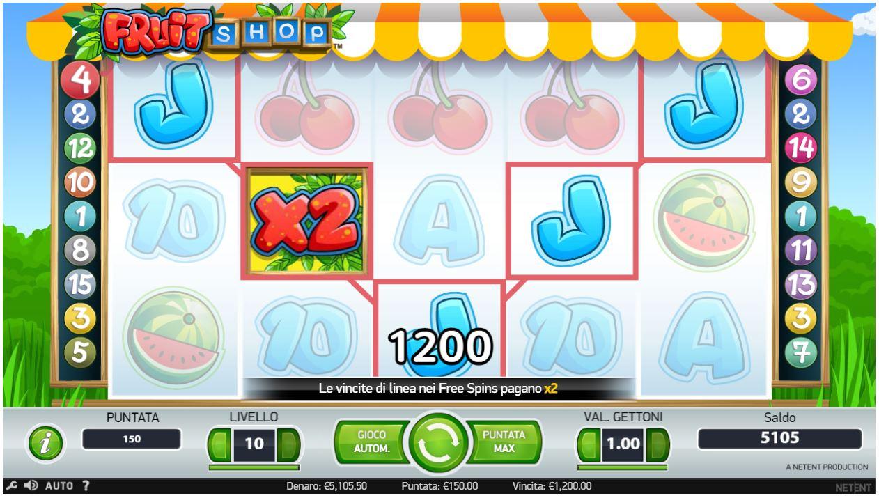 Fruit Shop Megaways in uscita, NetEnt aggiorna i classici