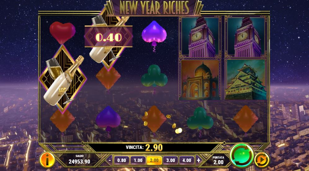 slot new year riches