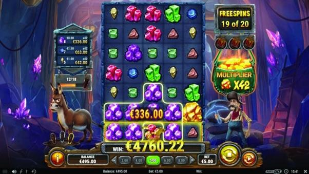 Miner Donkey Trouble, la nuova slot di Play'n GO