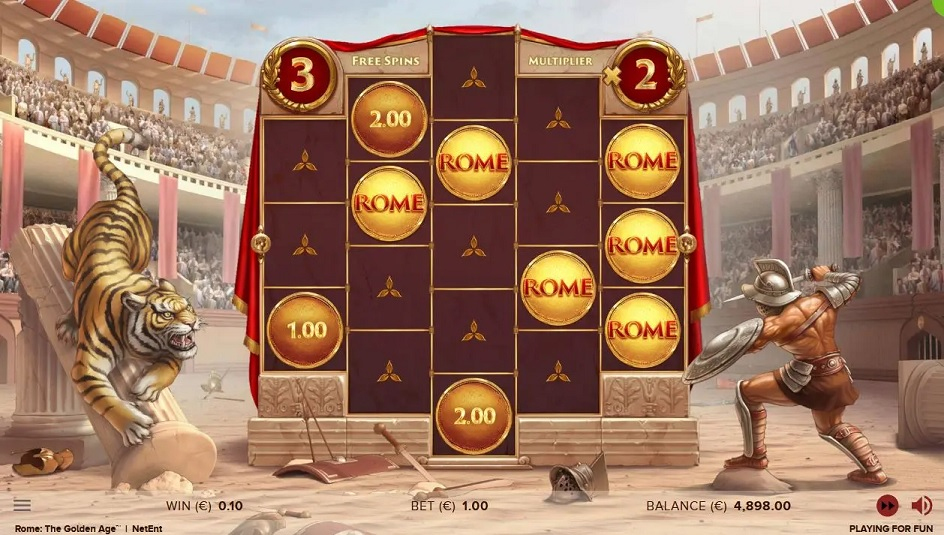 rome the golden age bonus