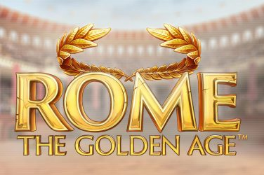 rome the golden age slot logo