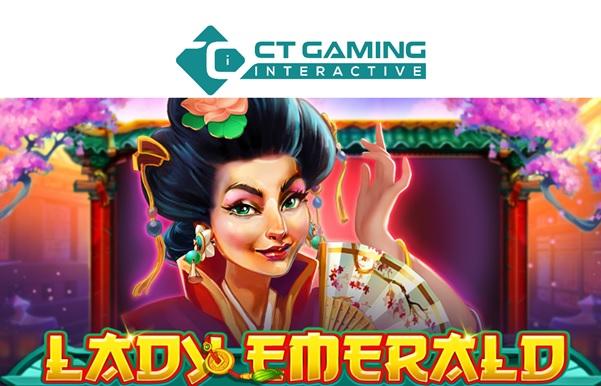 Disponibile su Golden Star la nuova slot Lady Emerald