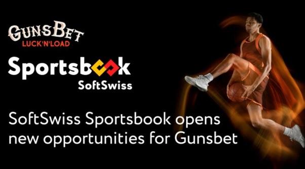 Gunsbet lancia un nuovo progetto con Sportsbook