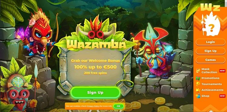 Wazamba Casino Pic 2
