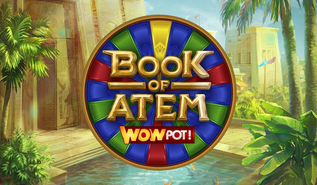 Book of Atem jackpot