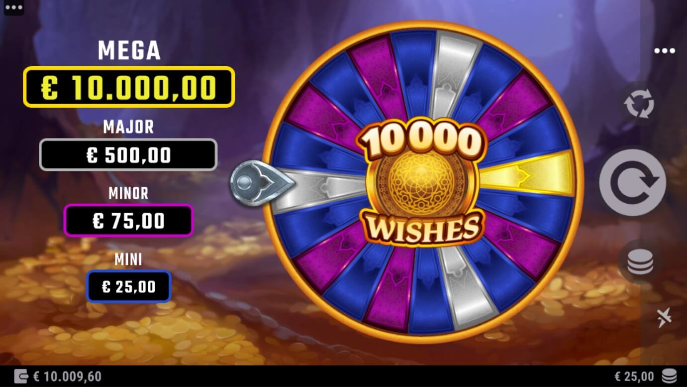 10000 wishes microgaming slot