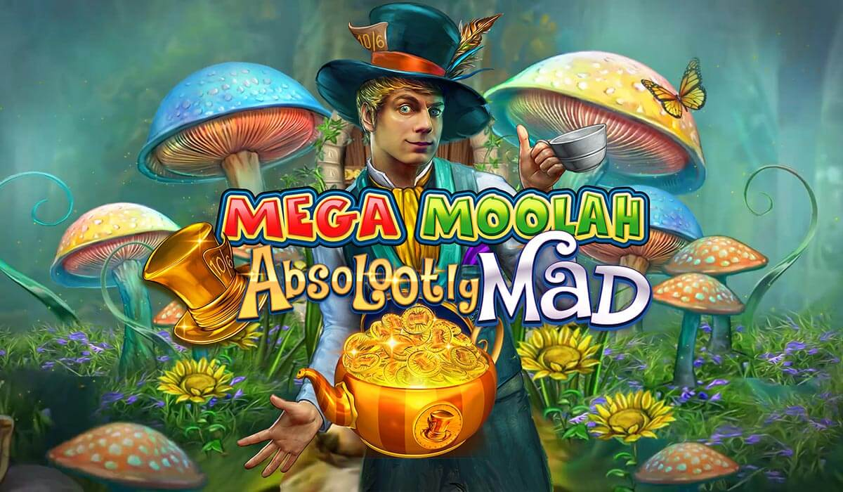 microgaming Absolootly Mad Mega Moolah