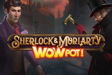 microgaming sherlock and moriarty wowpot