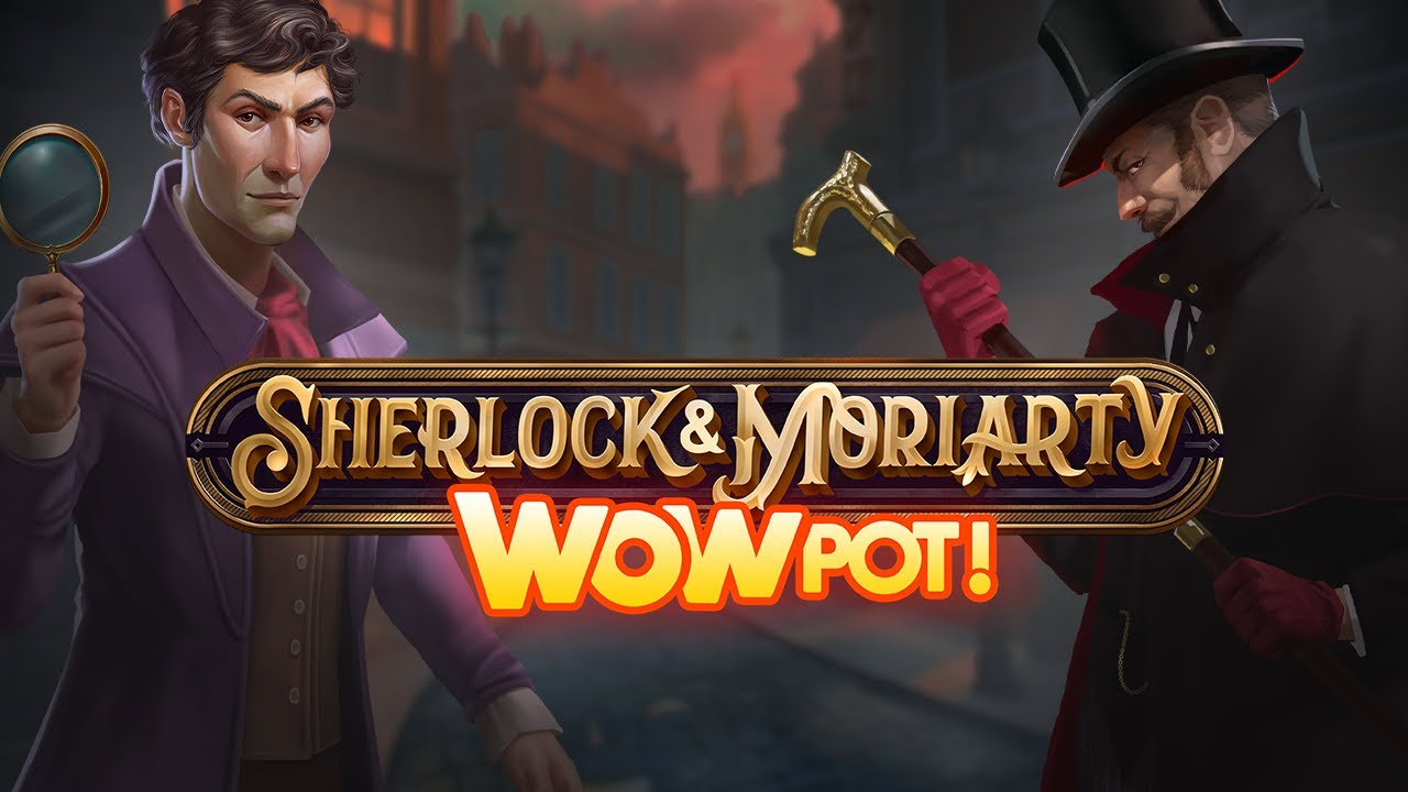microgaming sherlock and moriarty wowpot