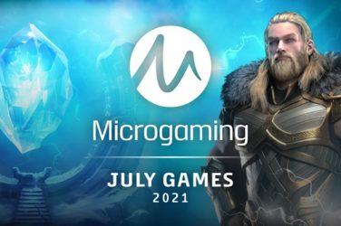 Microgaming, tutti i giochi newsi temv 1