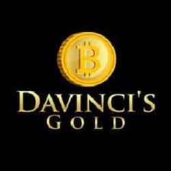 Davincis Casino Logo 250x